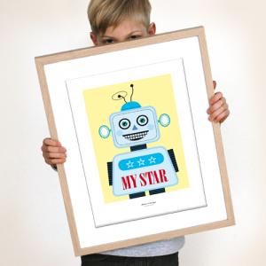 Print Roboter